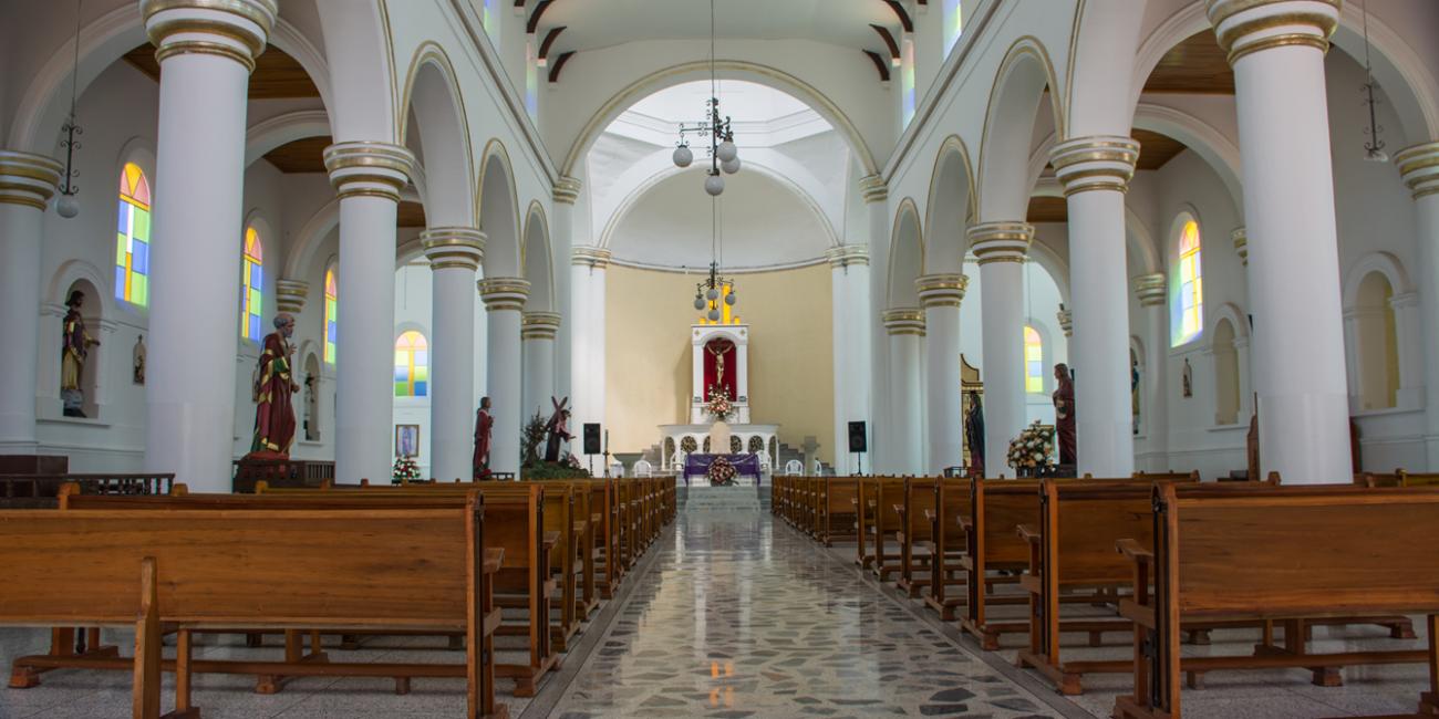 Iglesia San Juan Nepomuceno Chitagá